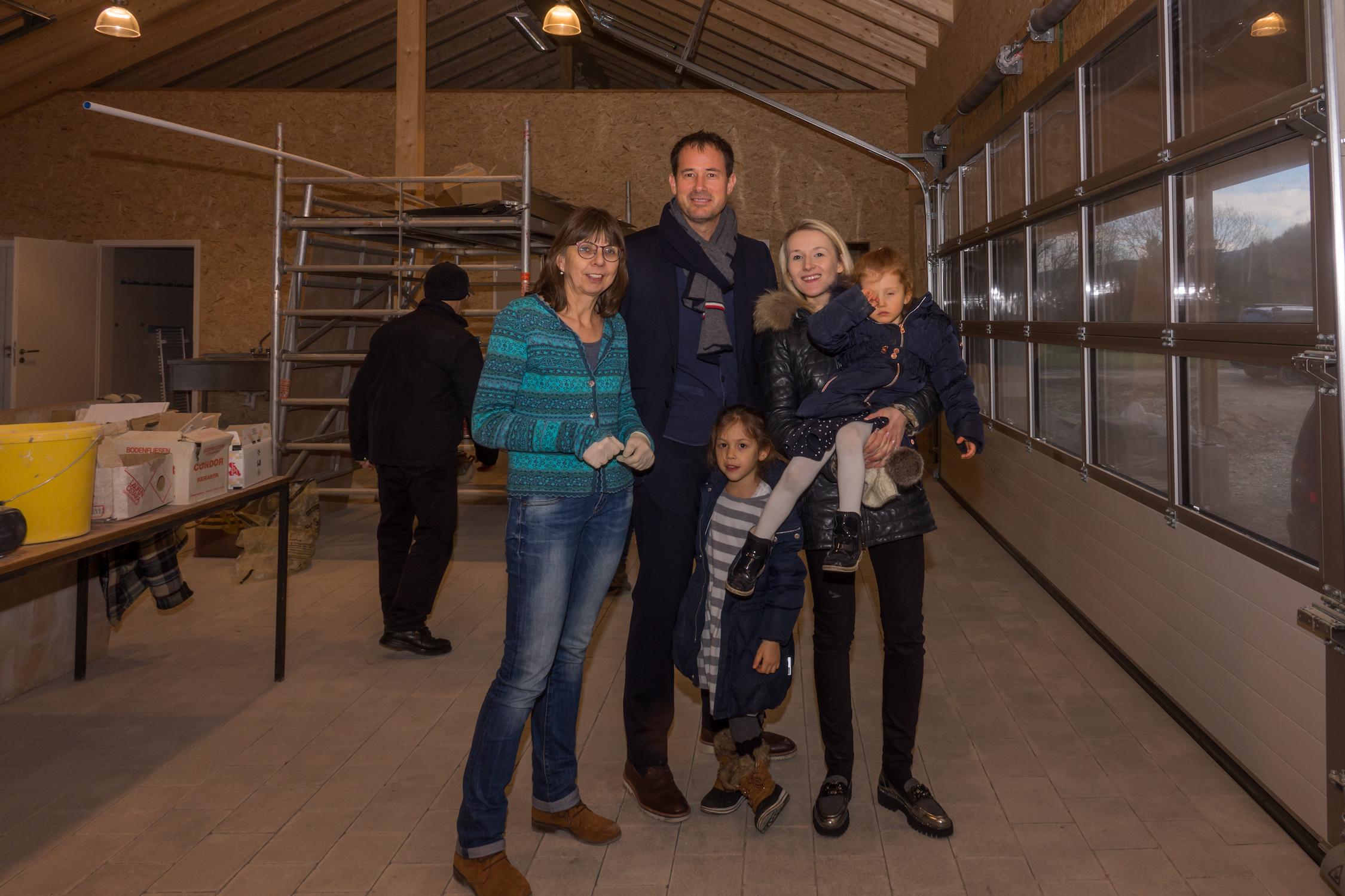 Familie Ischen
