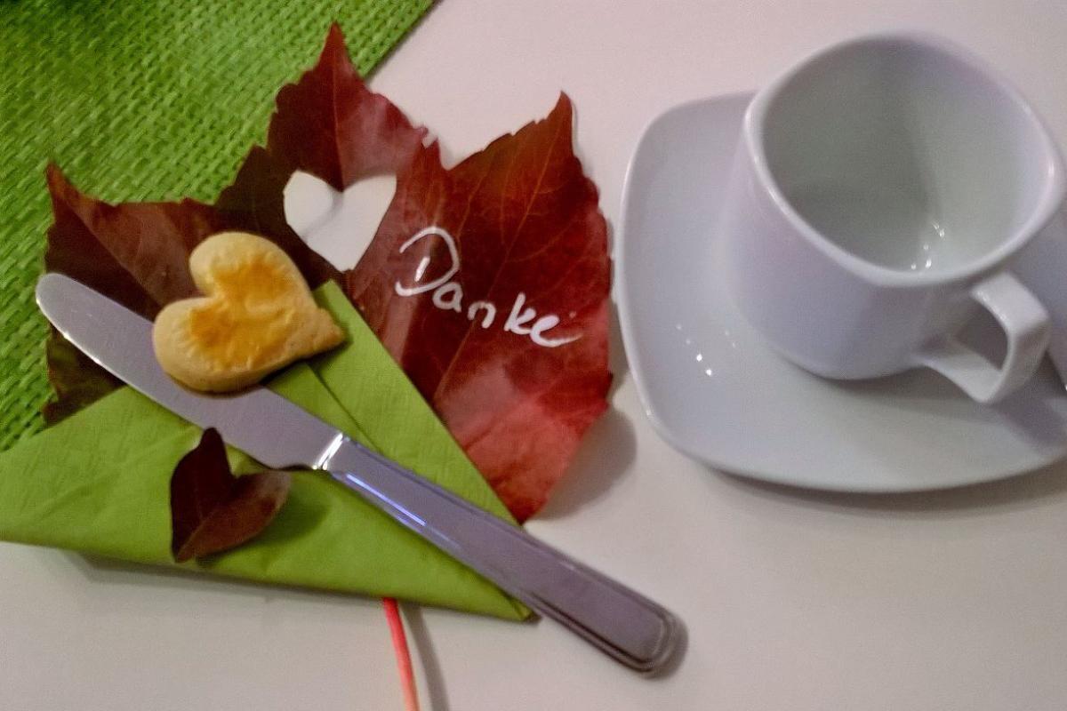 Ehrenamtsfrühstück im FaZ