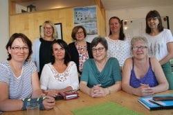 Organisations-Team Pflegeunterstützer