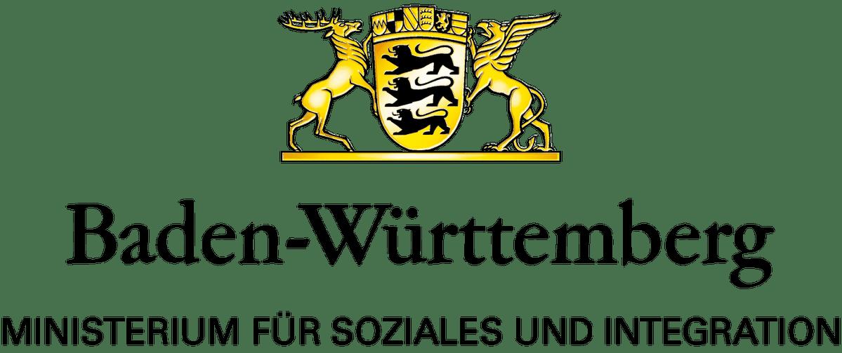 Logo Baden Württemberg Ministerium für Soziales und Integration