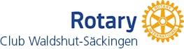 Logo Rotary Club Waldshut-Säckingen