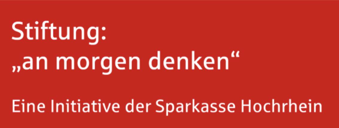 """Logo Stiftung """"an morgen denken"""""""