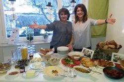 Türkisches Frauenfrühstück