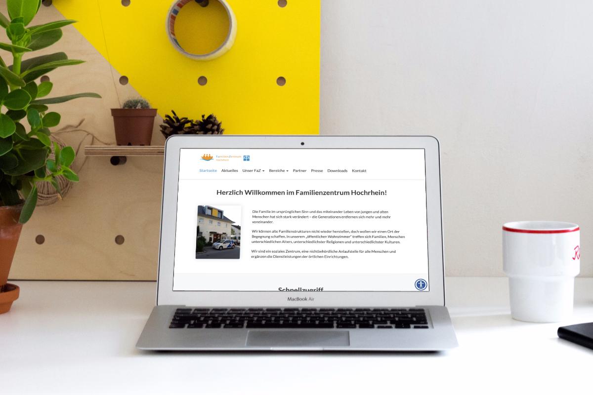 Neue FaZ-Website