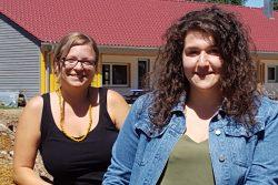 Rita und Daniela